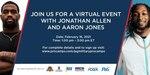 2021 P&G Military virtual event