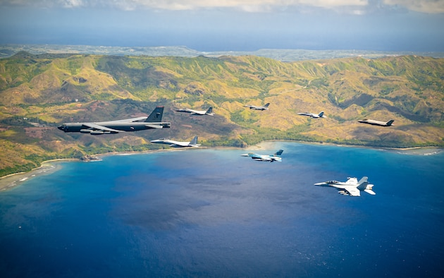 Bases, Places, and Faces: Operational Maneuver and Sustainment in the Indo-Pacific Region