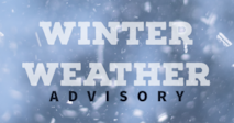 Graphic was made to notify Barksdale residents of winter weather approaching.
