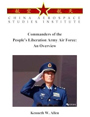 Commander's of the PLAAF cover