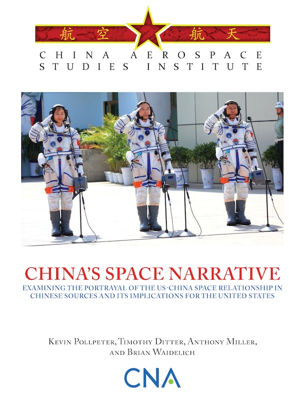 Cover for China's Space Narrative