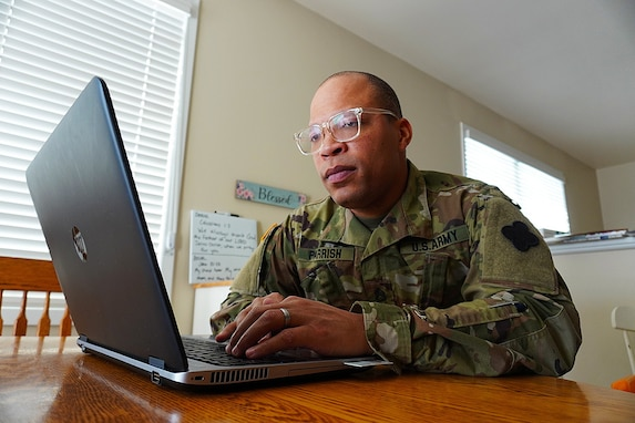"88th Readiness Soldier: ""I'm just adding to the legacy of those who came before me"""