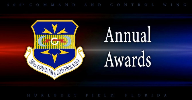 graphic for 505 CCW Annual Awards Announcement