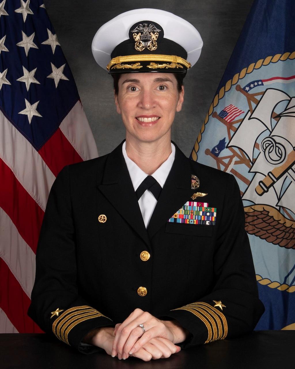 Captain Kalie Ellis