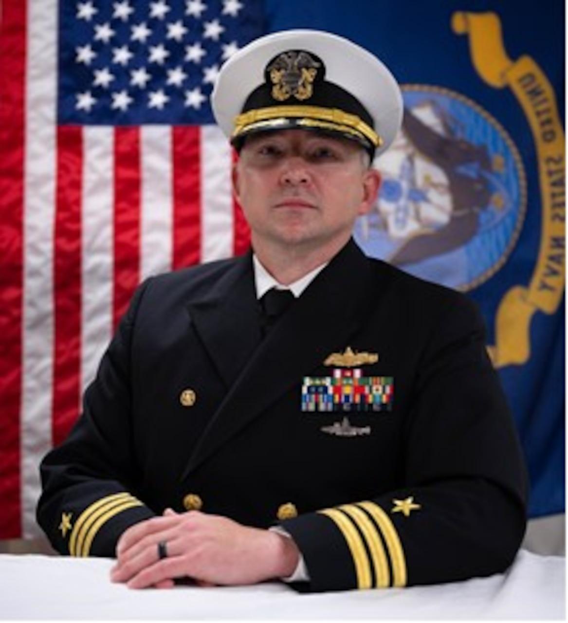 Commander Follett