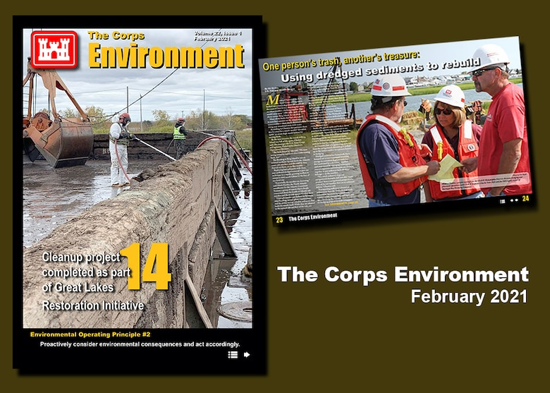 This edition highlights proactively considering environmental consequences and acting accordingly, in support of Environmental Operating Principle #2.