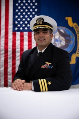 Commander Khanna