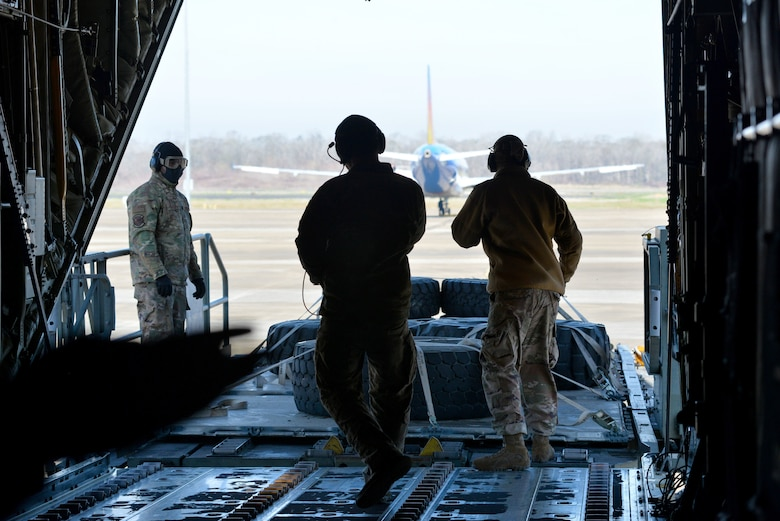 Cargo loading operations