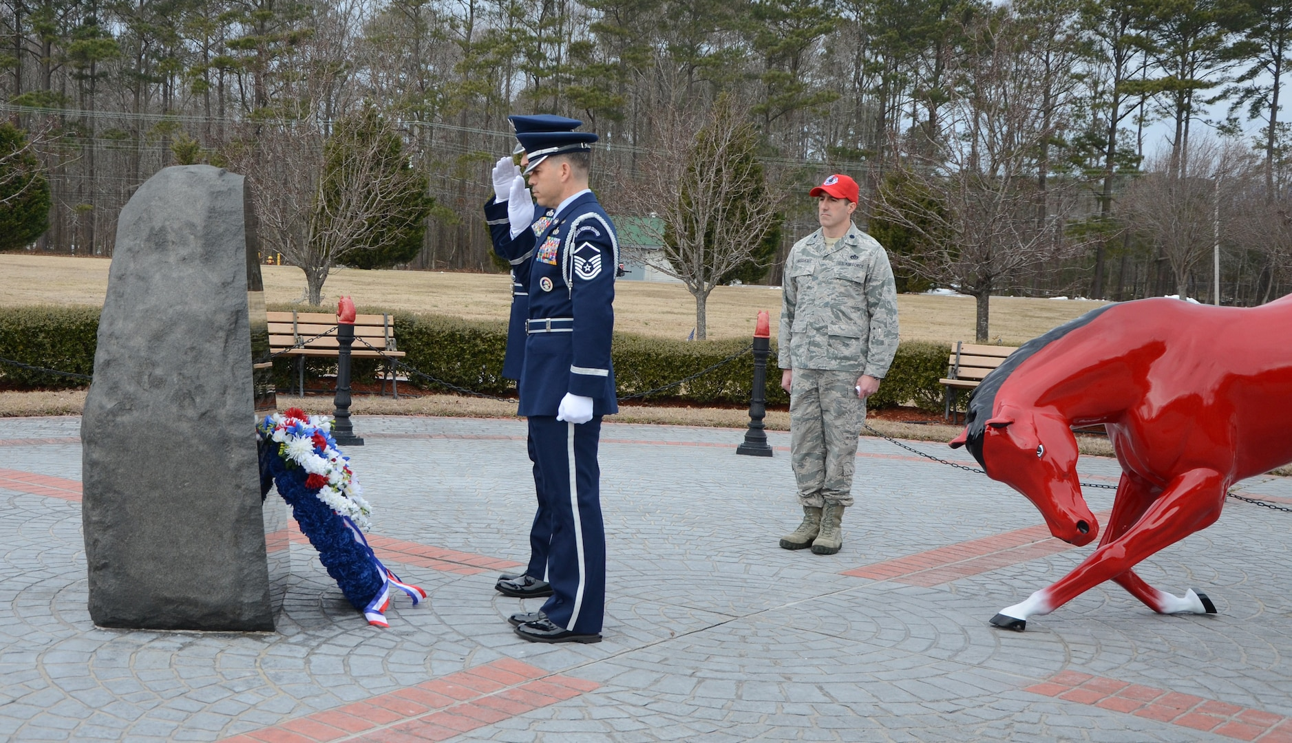 Va. Guard remembers Airmen, Soldiers on 14th anniversary of 203rd RHS crash