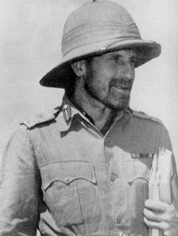 U.K. Brigadier Orde Wingate | U.S. Army Center of Military History