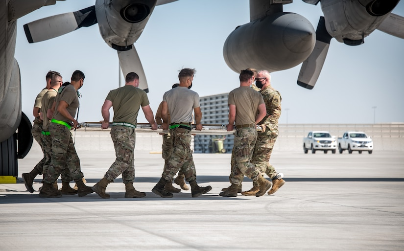 USAFCENT tri-wing integration generates rapid airpower