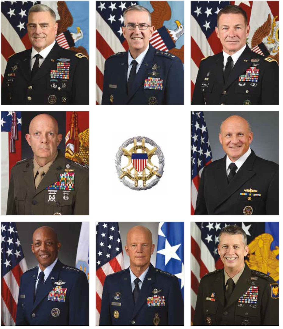 The Chiefs of the Joint Staff