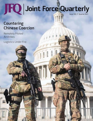 Joint Force Quarterly 100
