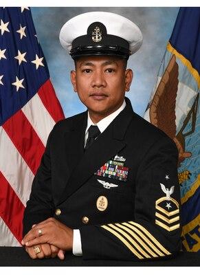 CMDCS Donald R. Alvarado