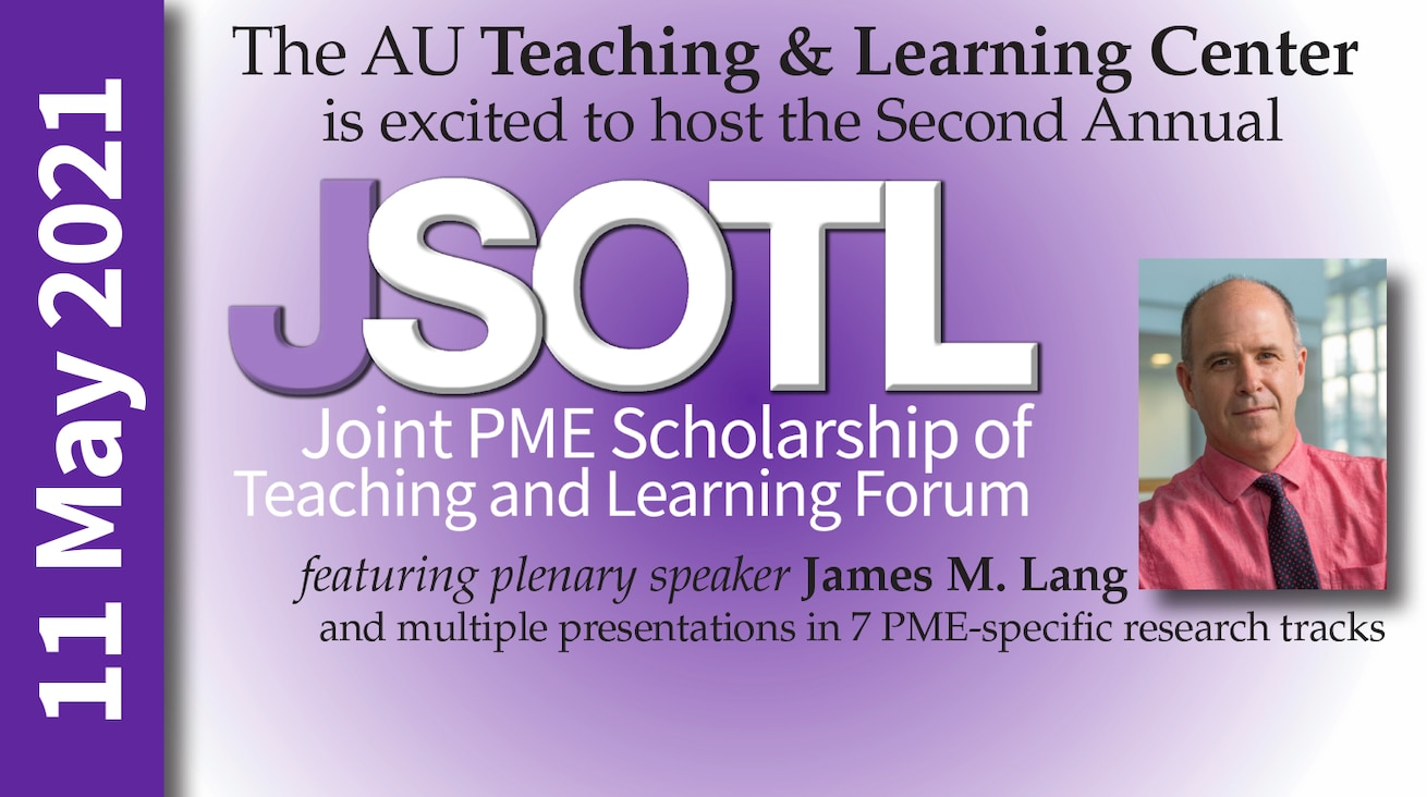 Joint PME Scholarship of Teaching and Learning
