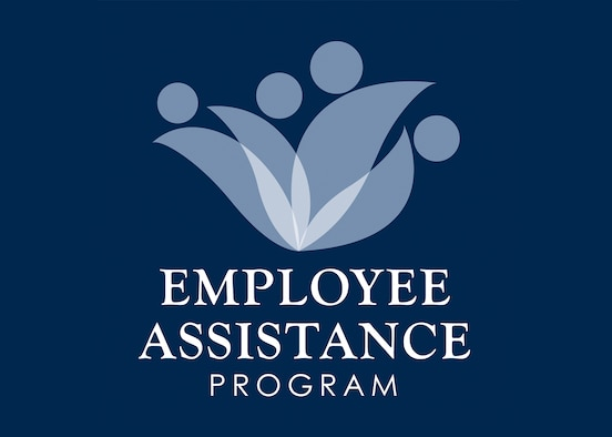 Graphic shows EAP logo and says Employee Assistance Program.