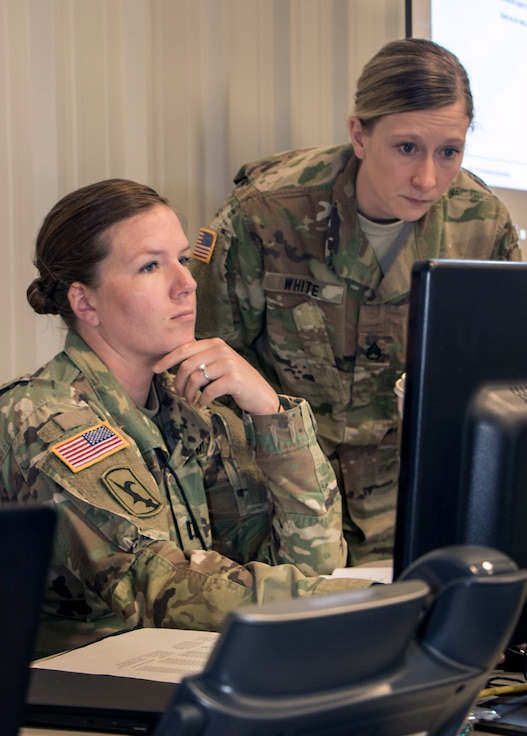Cyber Shield 18 is an Army National Guard exercise designed to assess Cyber Warriors on response plans to cyber incidents and features over 800 Soldiers and Airmen.