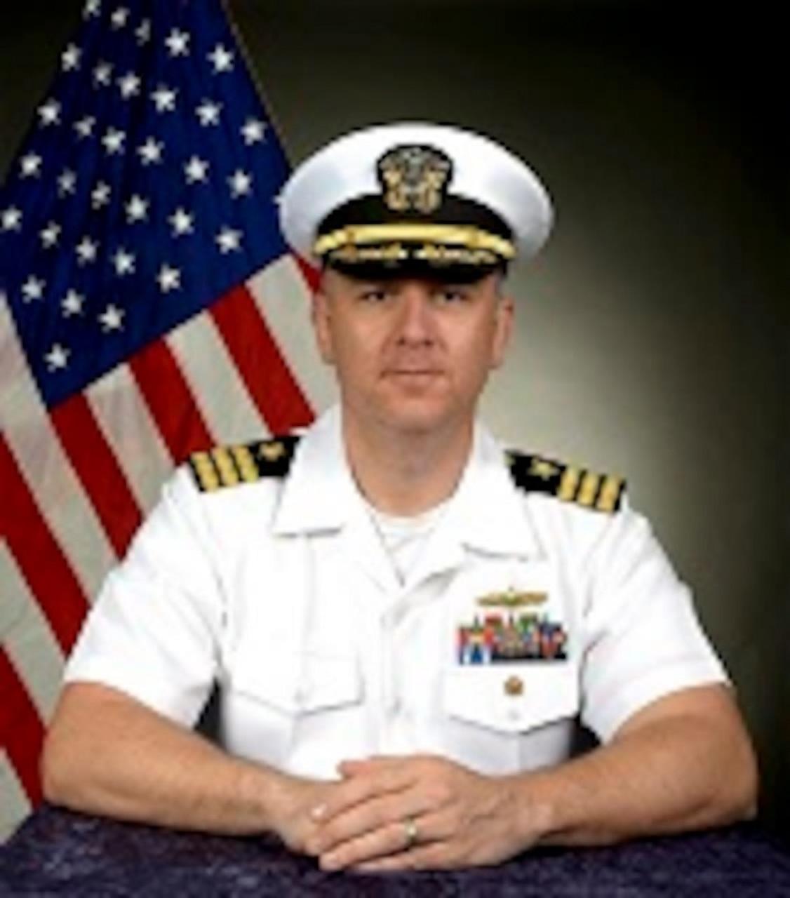 CDR Kevin McCormick