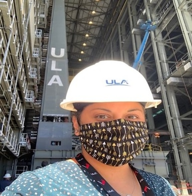 Ms. Carolina Brost is a Contracting Officer working with United Launch Alliance (ULA)