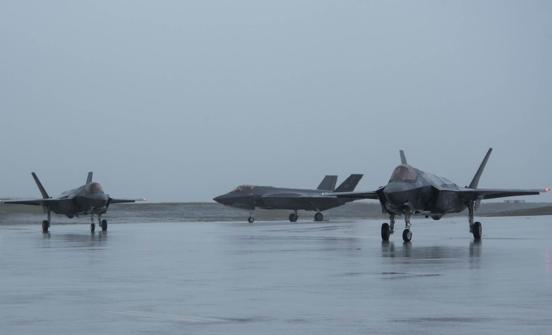 From the Tundra to the Tropics, F-35As make their debut in Cope North 21
