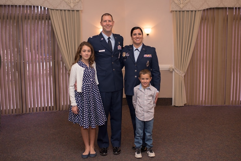 According to the 2018 Demographics Report published by the Department of Defense, 10.9% of active duty Air Force members (enlisted and officer) are in dual-military marriages, meaning an active duty Airman is married to another active duty or reserve Airman. In some ways, dual-military life can be compared to a normal working couple's relationship, but it comes with its own unique set of opportunities and challenges.
