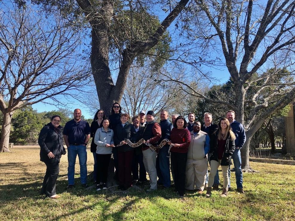 ISLT Team Photo, TX
