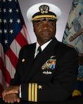 Commander Marcus A. Creighton