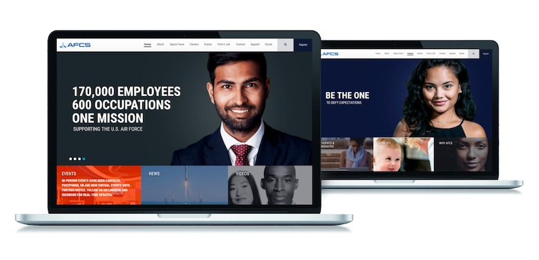 Civilian hiring graphic