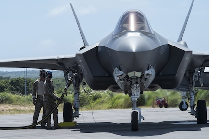 Multi-capable Airmen 'ACE' training at Cope North 21