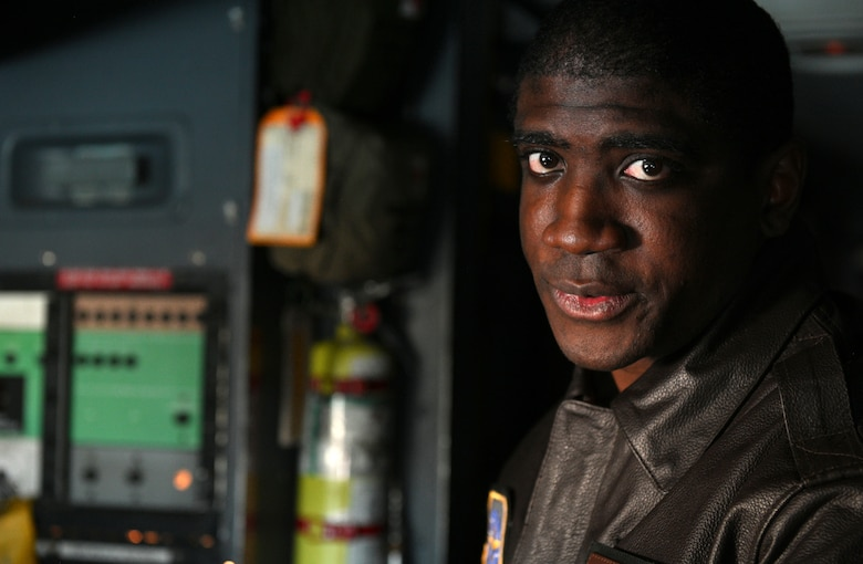Photos of Airmen during Tuskegee heritage flight