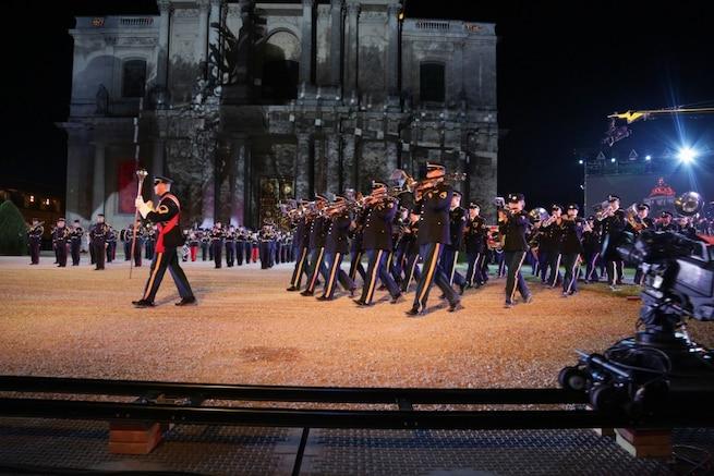 2018 International Military Music Festival in Paris