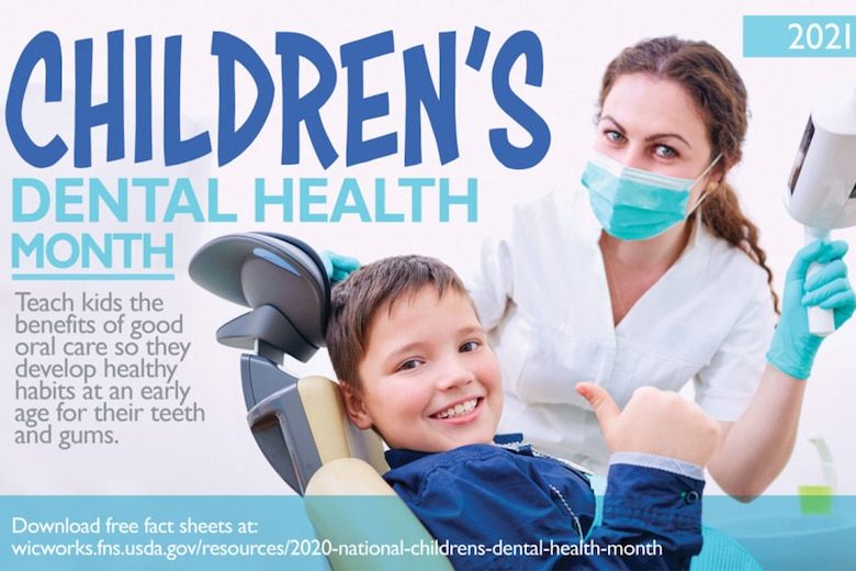 Malmstrom's Dental Clinic will be reaching out to your children to teach them the importance of maintaining good oral health.