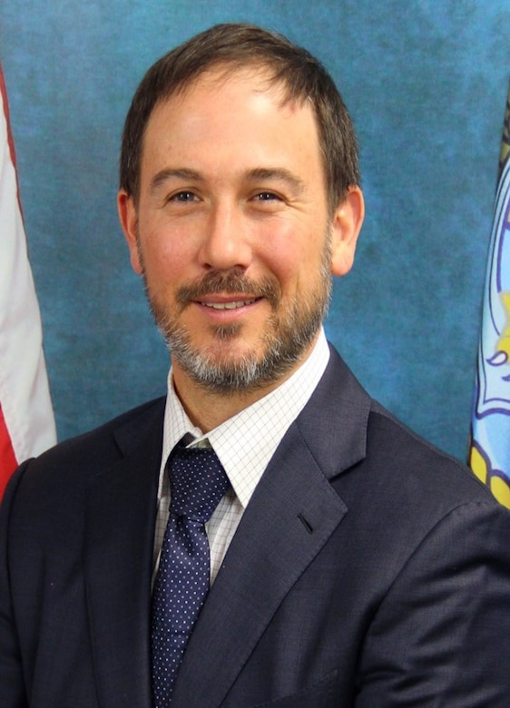 Dr. Jonathan Dilger, the Director of Research at NSWC Crane