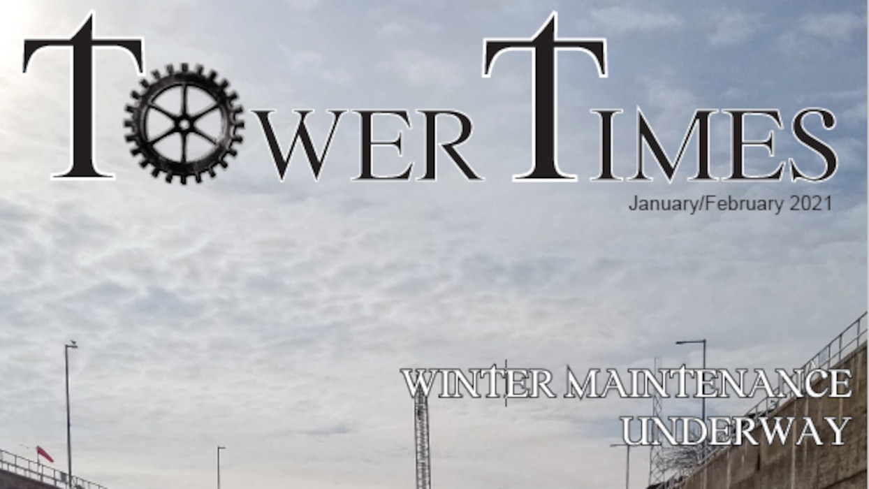 The January/February issue of the Tower Times is now available online.