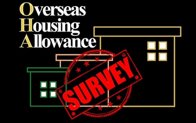Overseas Housing Allowance survey open – your input affects your housing rates