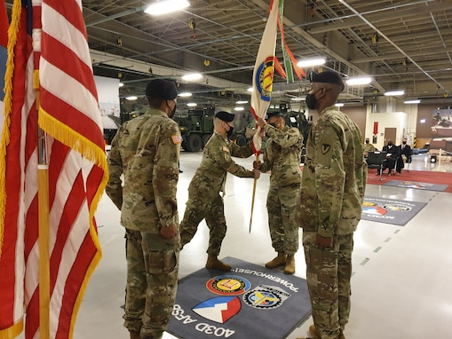 403rd AFSB welcomes Reaves, bids farewell to Ruiz