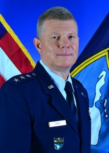 Official Photo of Air Force Lt. Gen. Andrew A. Croft, Military Deputy Commander, U.S. Southern Command.
