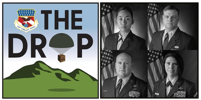 The Drop Ep. 6 and portraits of the Outstanding Airmen of the Year for 2020