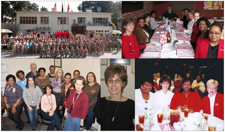 IN THE PHOTOS, Supervisory Budget Analyst Marcia Newton retired late last year after serving almost 33 years of federal service. Congratulations and many thanks for your dedicated service to the U.S. Army Corps of Engineers mission and this great nation.