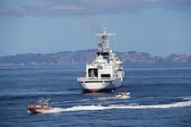 U.S., Japan Coast Guard strengthen capabilities through joint exercise