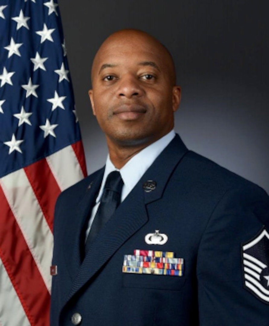 Master Sgt. Anthony Jones