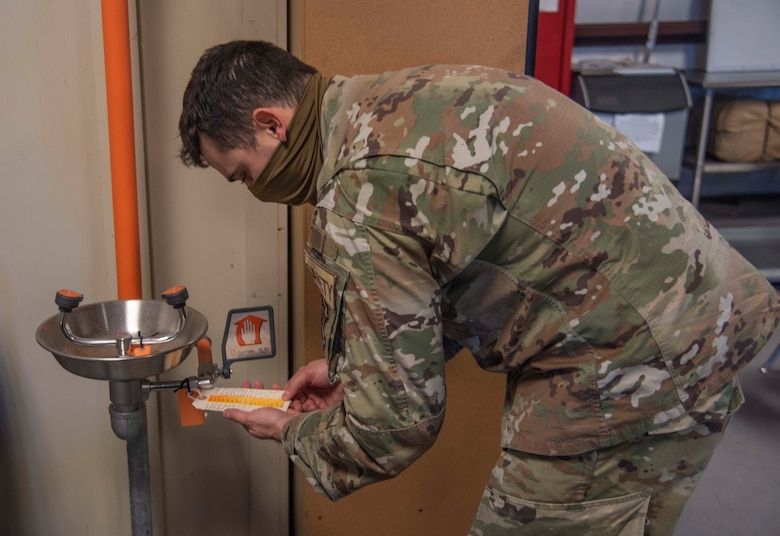 The 4th Fighter Wing Safety Office protects Team Seymour from hazards, mishaps.