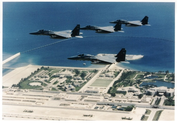 A Look Back: 30th Anniversary Operation Desert Storm