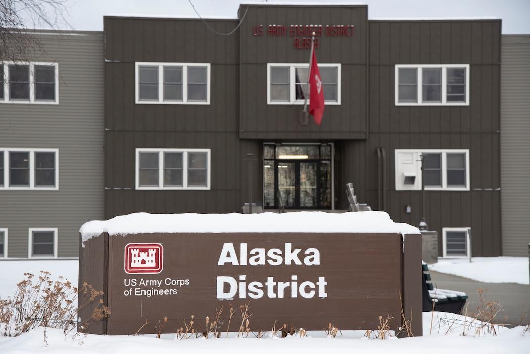 Alaska District Headquarters Building