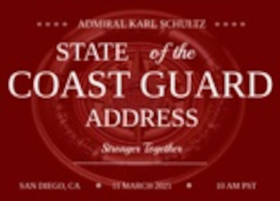State of the Coast Guard 2021
