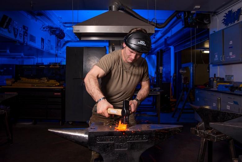 USAFA DFME Metal Fabrication Lab