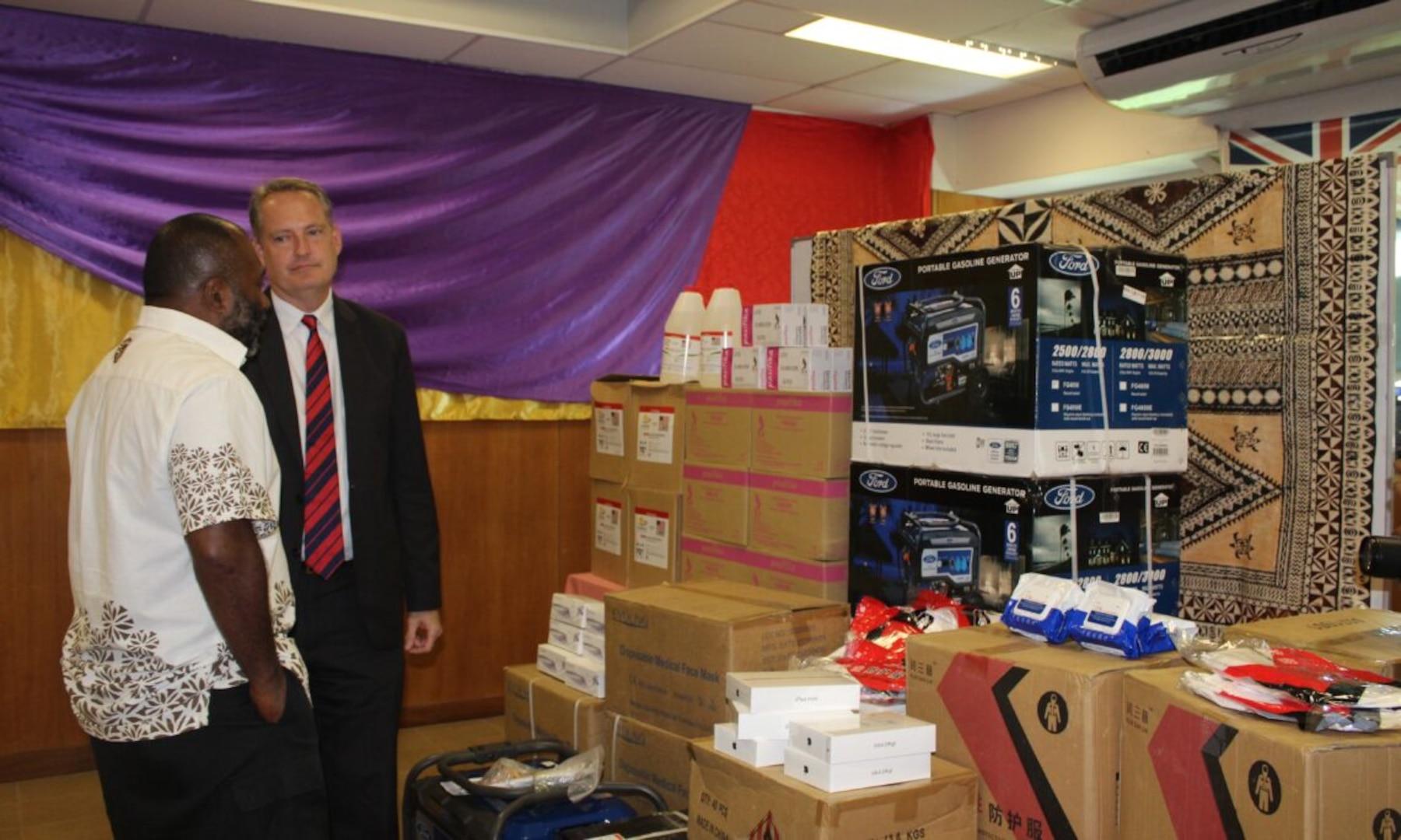 COVID-19 Relief Supplies