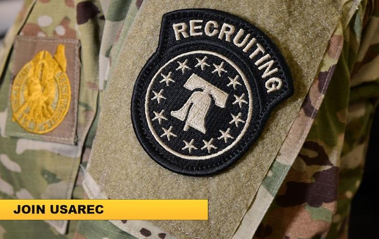 recruiting badge