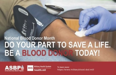National Blood Donor Month: Join the Fight!