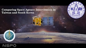 Comparing Space Agency Intervention in Taiwan and South Korea
